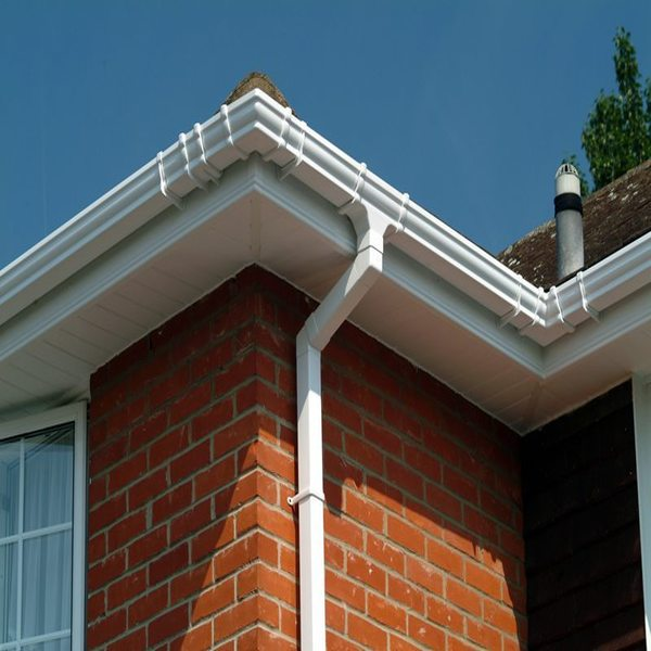 new upcv gutter soffits and fascia